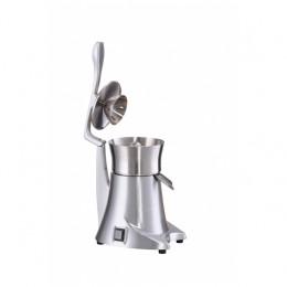 Spremiagrumi automatico da banco in alluminio con leva in acciaio inox